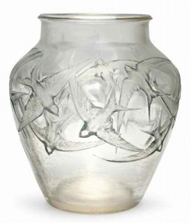 lalique vase repair and restoration - Lalique Vase